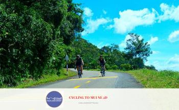 CYCLING TO MUI NE 2 DAY